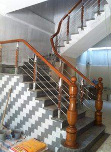 Cầu Thang Inox 5