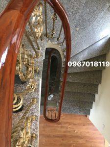 Cầu thang sắt 17
