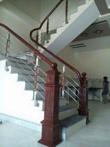 Cầu Thang Inox 12