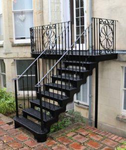 Ưu điểm nổi bật của cầu thang sắt nghệ thuật