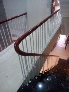 Cầu thang sắt ms28