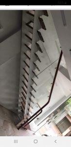 Cầu thang xương cá ms12
