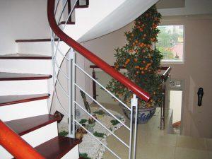 Cầu thang sắt ms27