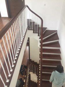 Cầu thang sắt ms26
